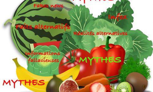 Pourquoi les mythes n'existent (presque) pas en horticulture!