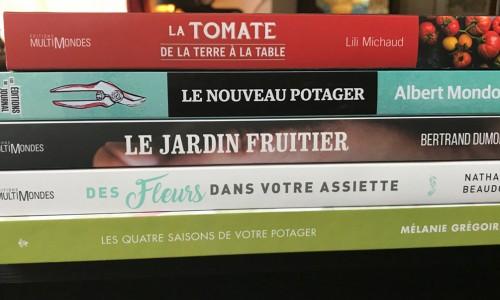 Renaissance de l'édition horticole au Québec